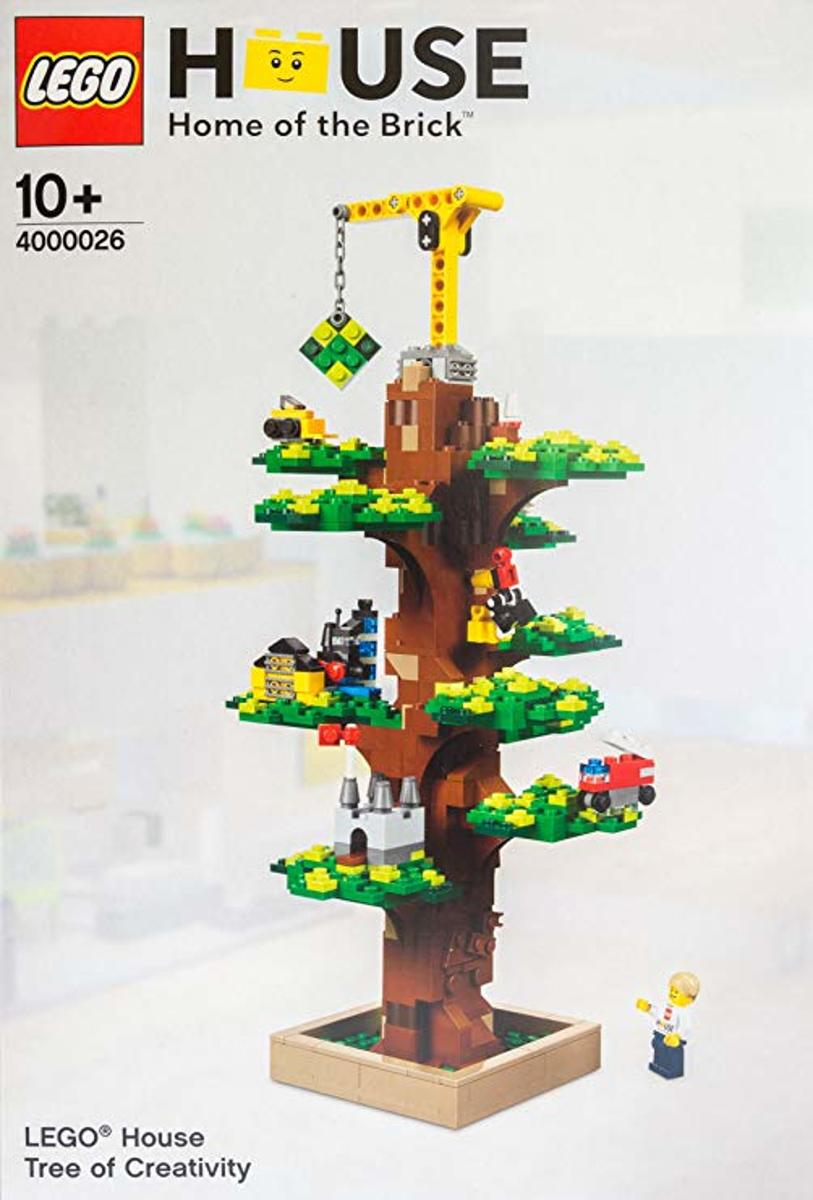 Lego - Lego House Tree of Creativity (4000026)