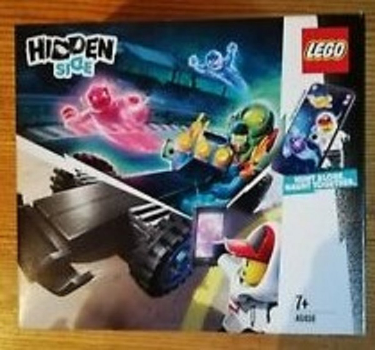 Lego 40408 HIDDEN SIDE Dragracer