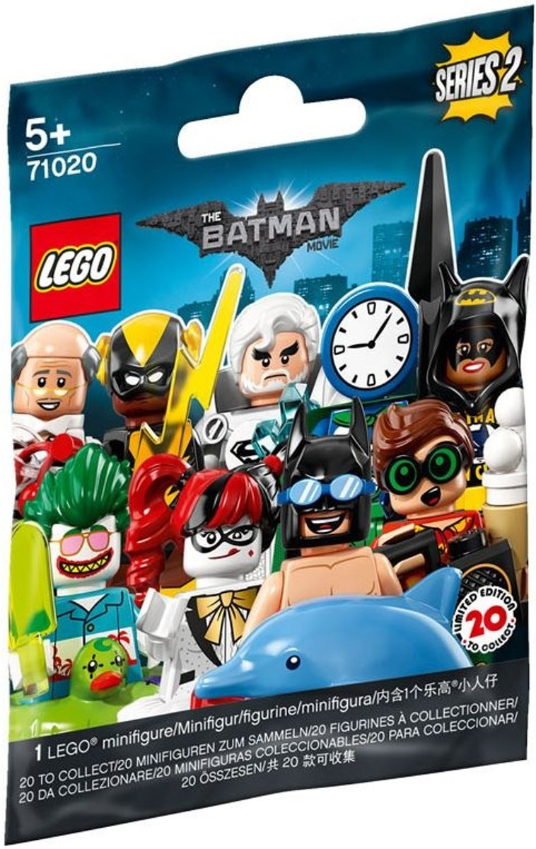 Lego Batman: Minifiguur In Verrassingszakje (71020)