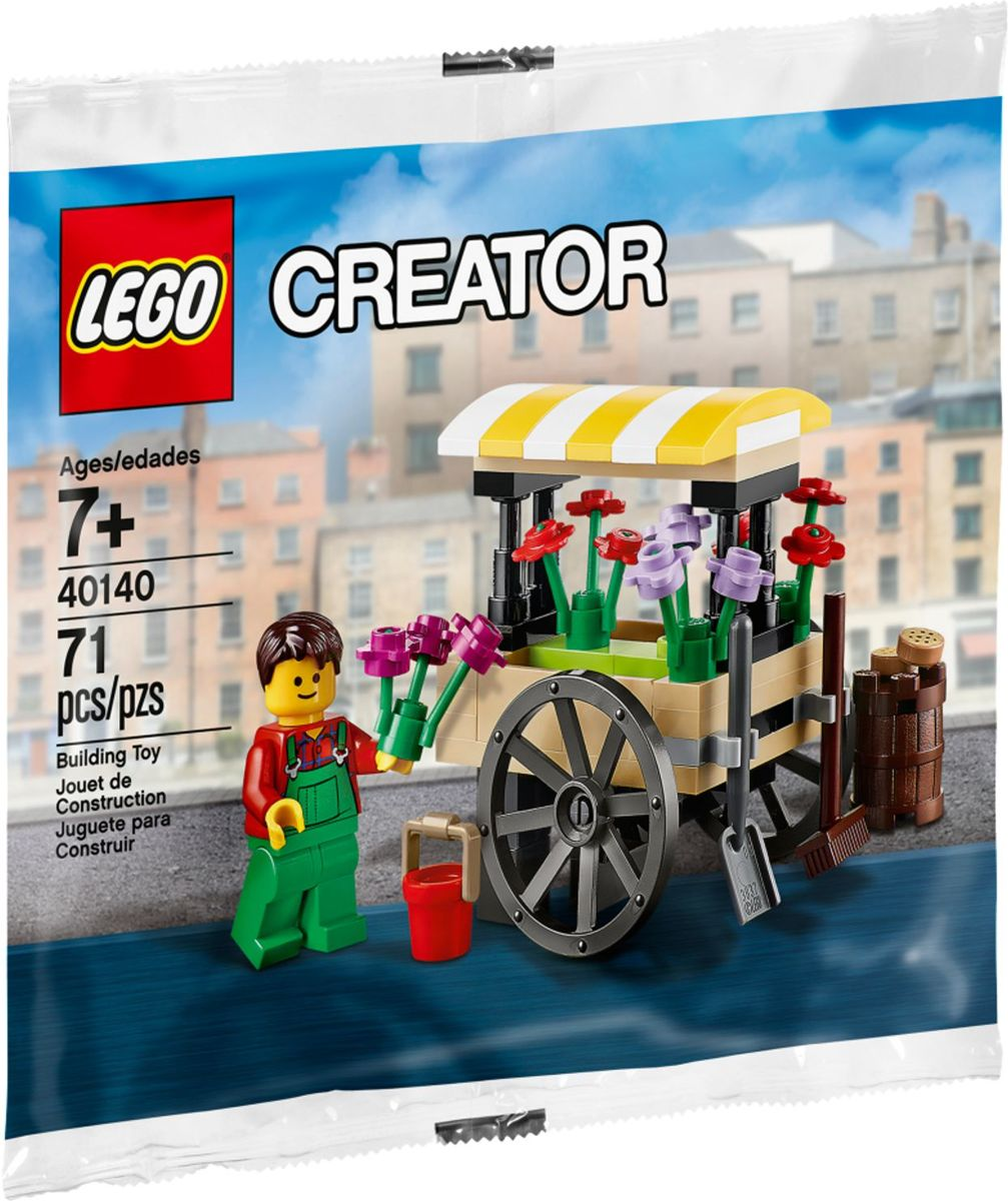 Lego Creator 40140 Flower Cart (polybag)