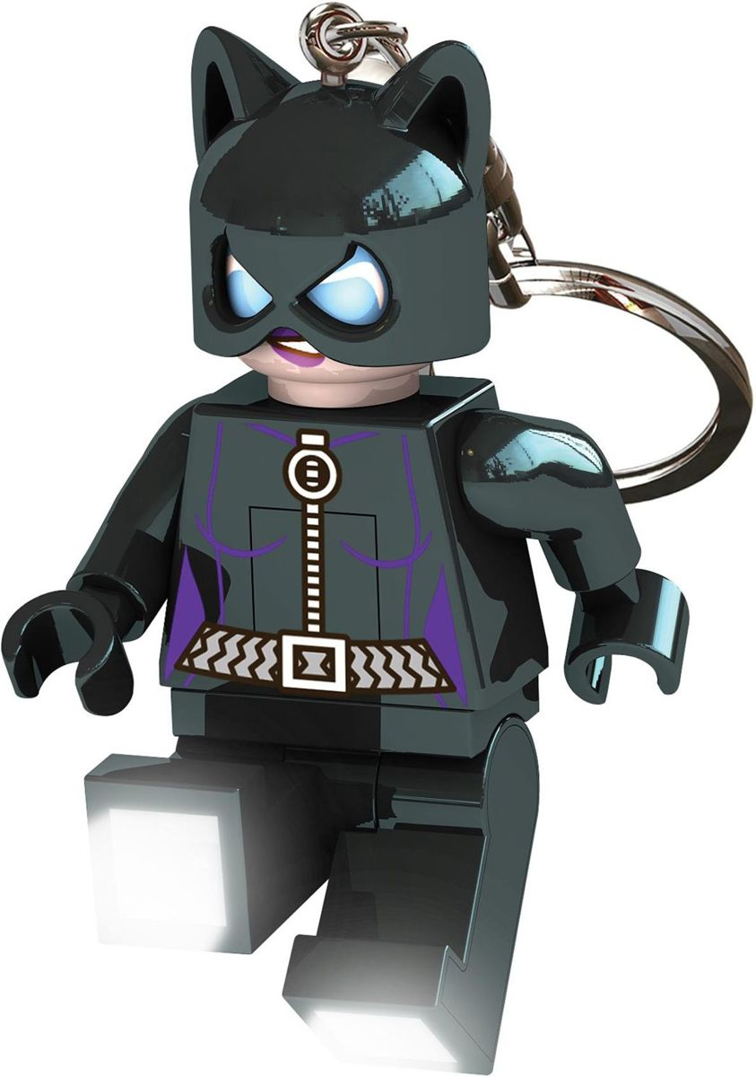 Lego: DC Super Heroes - Catwoman Key Light (met batterijen)