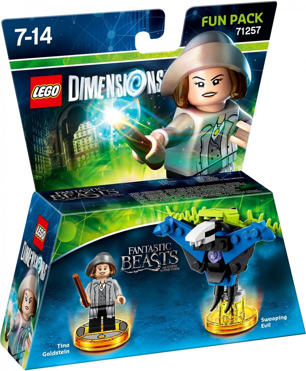 Lego Dimensions: Fun Pack W7 Fantastic Beasts (71257)