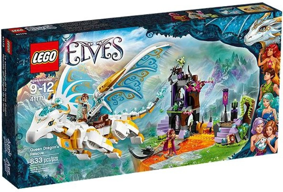 Lego Elves Draak Redding (41179)
