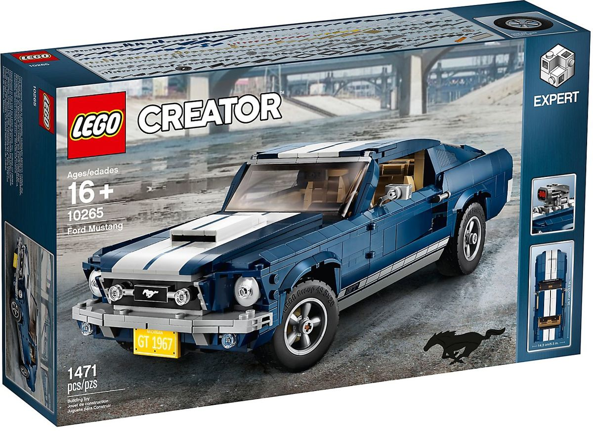 Lego Ford Mustang (10265)