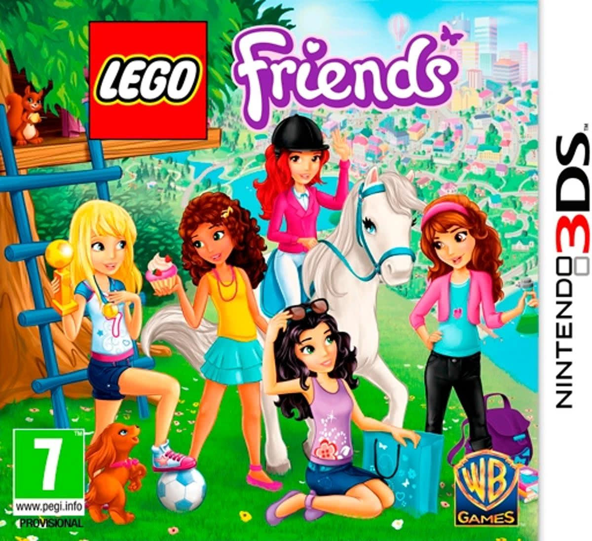Lego Friends /3DS