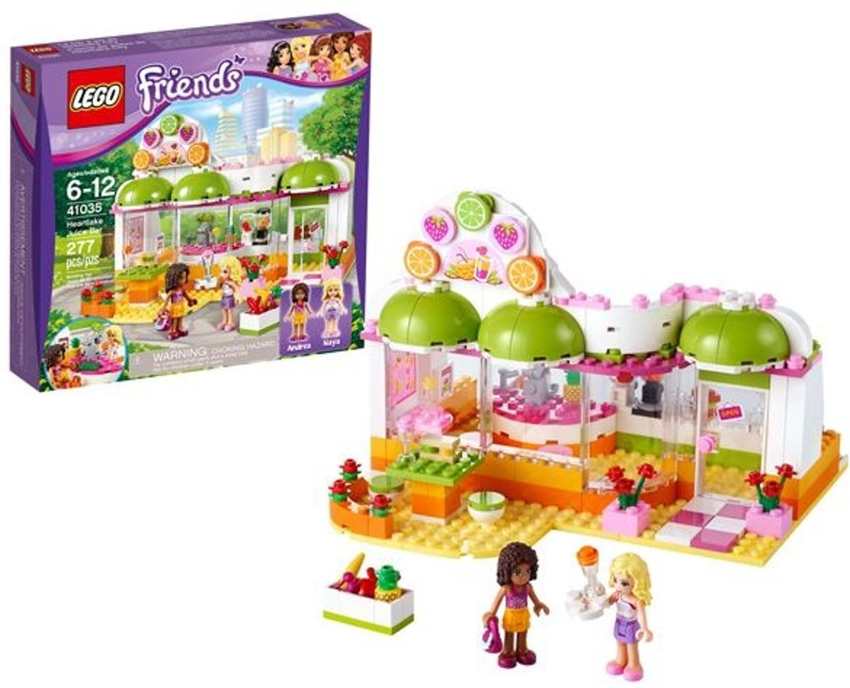 Lego Friends: Heartlake Juicebar (41035)