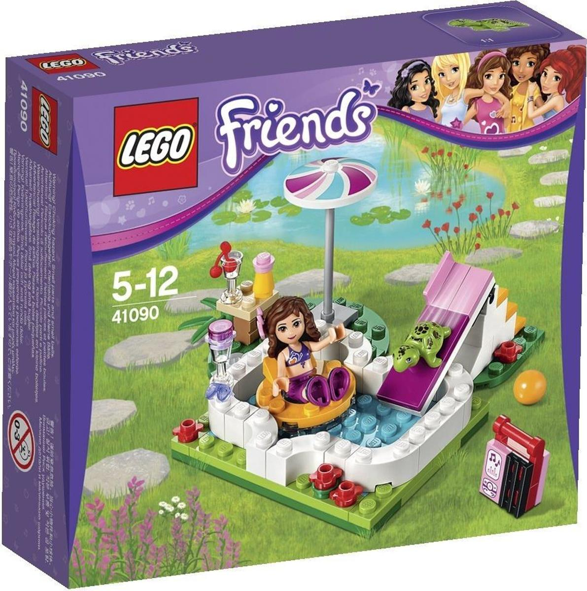 Lego Friends: zwambad (41090)