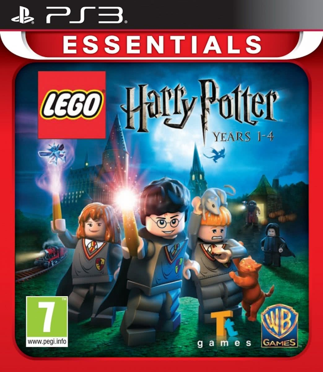 Lego Harry Potter Jaren 1-4 (essentials)