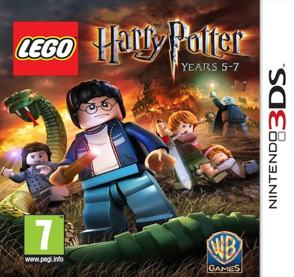 Lego Harry Potter Years 5 - 7 /3DS