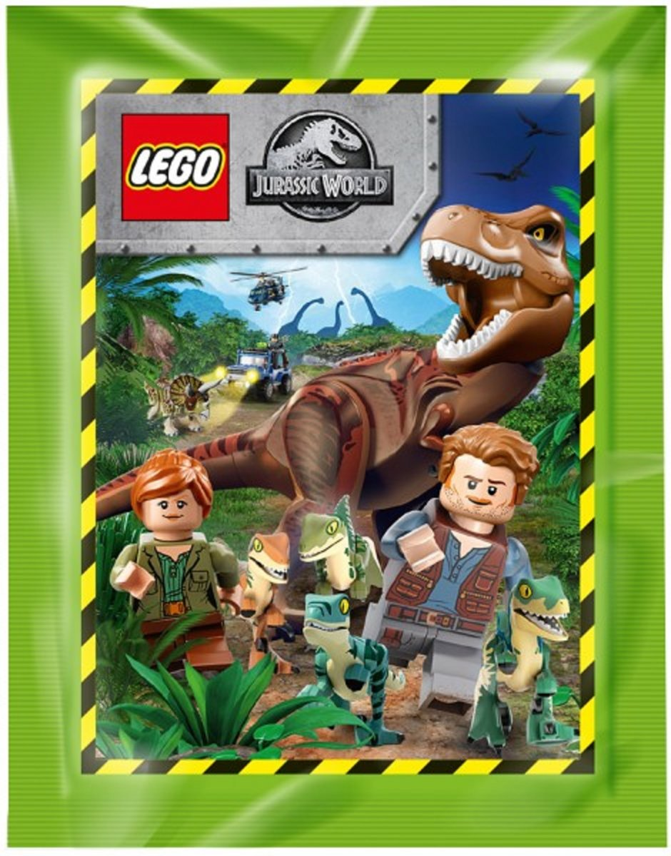 Lego Jurassic World Stickerpack