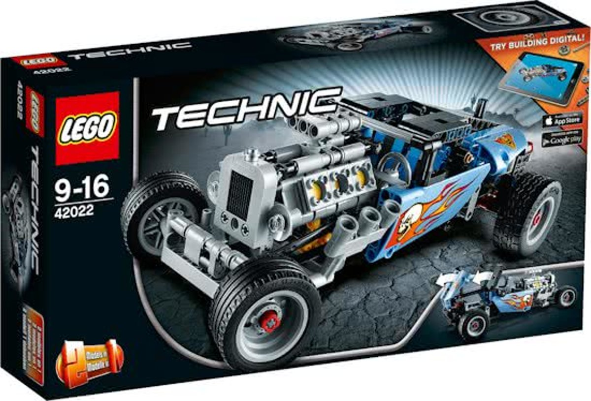 Lego LEGO  Hot Rod 42022