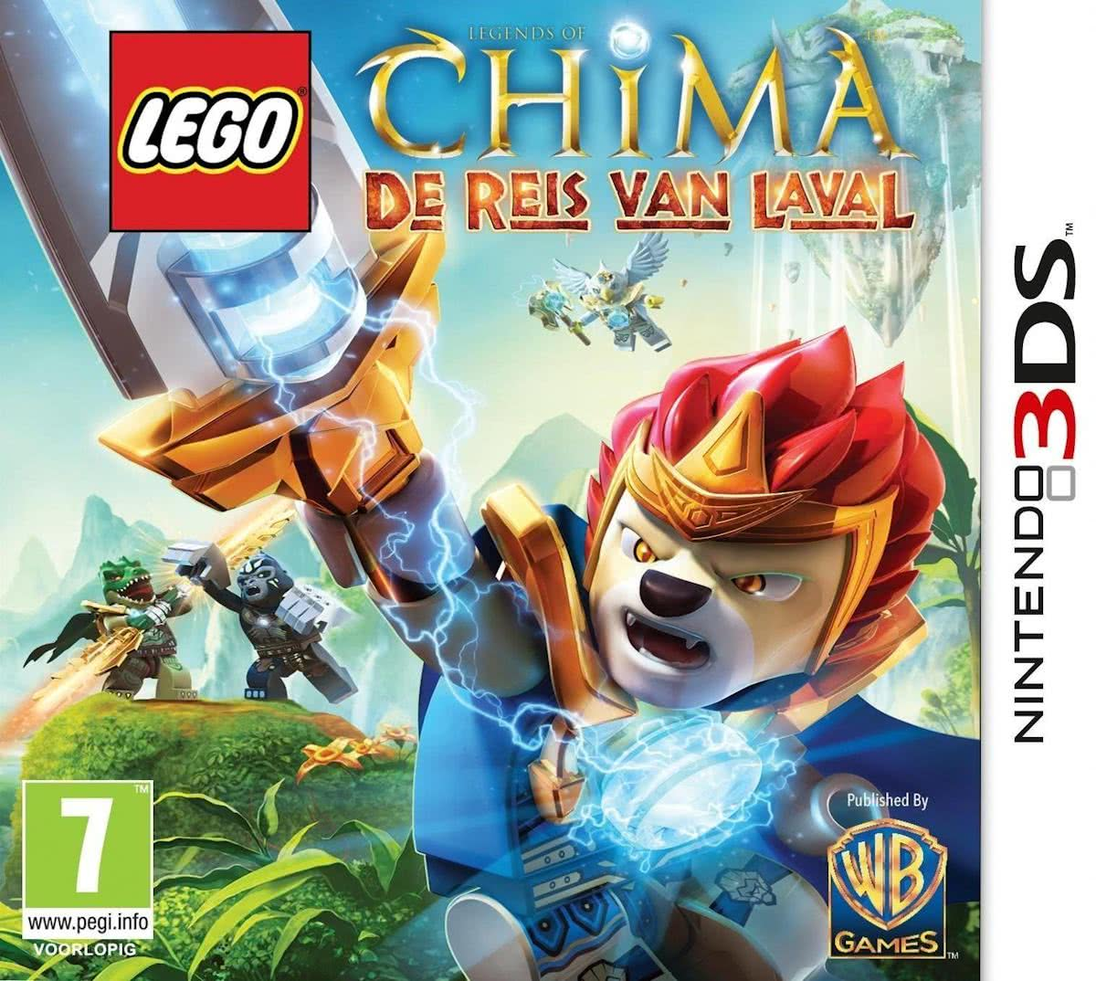 Lego: Legends of Chima - 2DS + 3DS