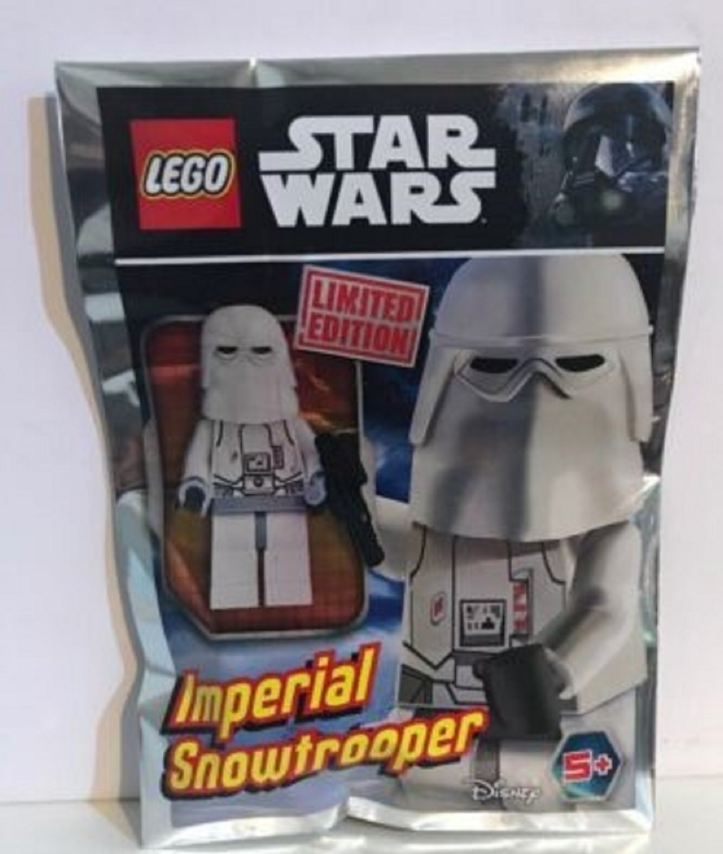 Lego Star Wars - Imperial Snowtrooper minifigure
