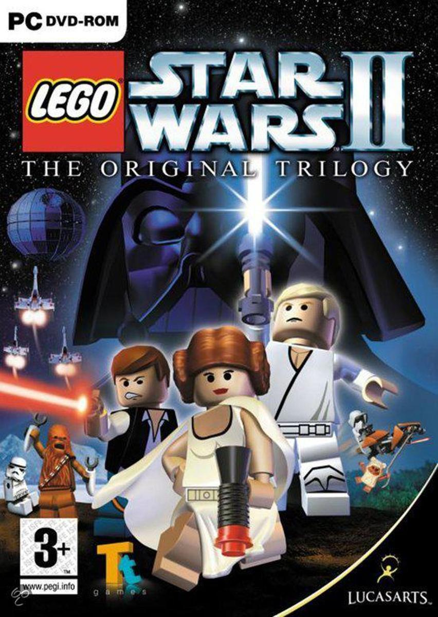 Lego Star Wars 2: The Original Trilogy - Windows