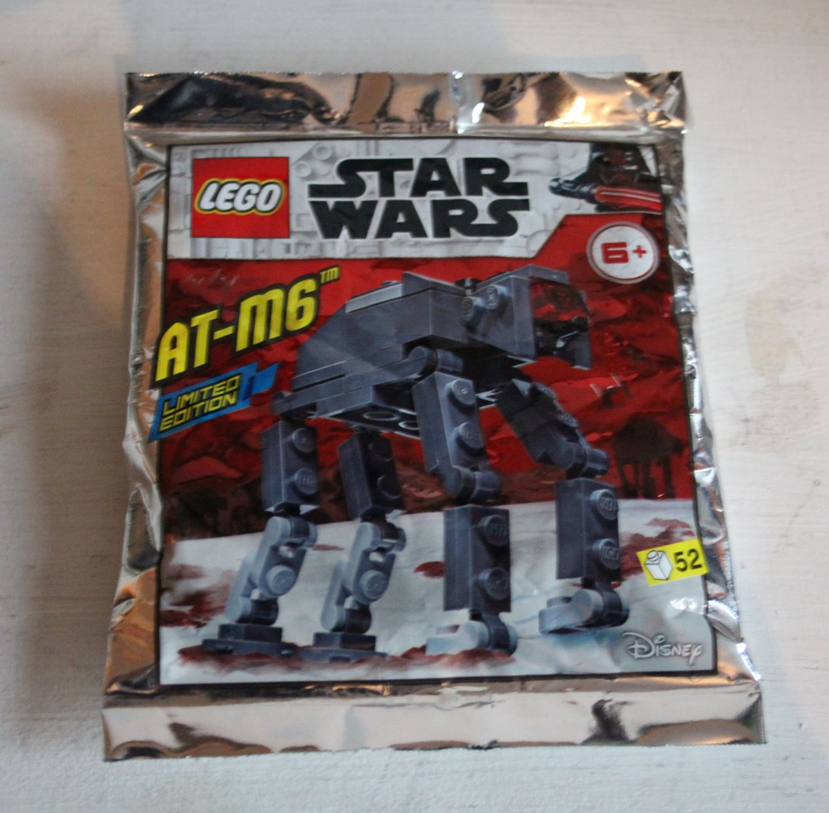 Lego Star Wars AT-M6 (polybag)