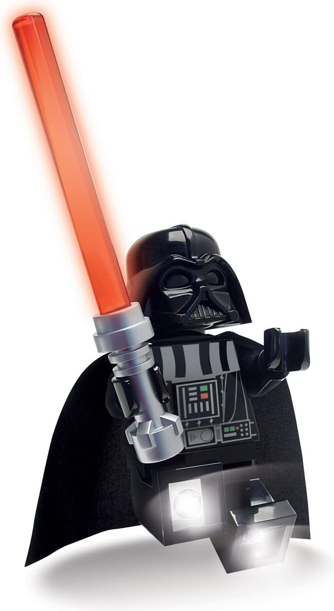 Lego Star Wars Darth vador zaklamp