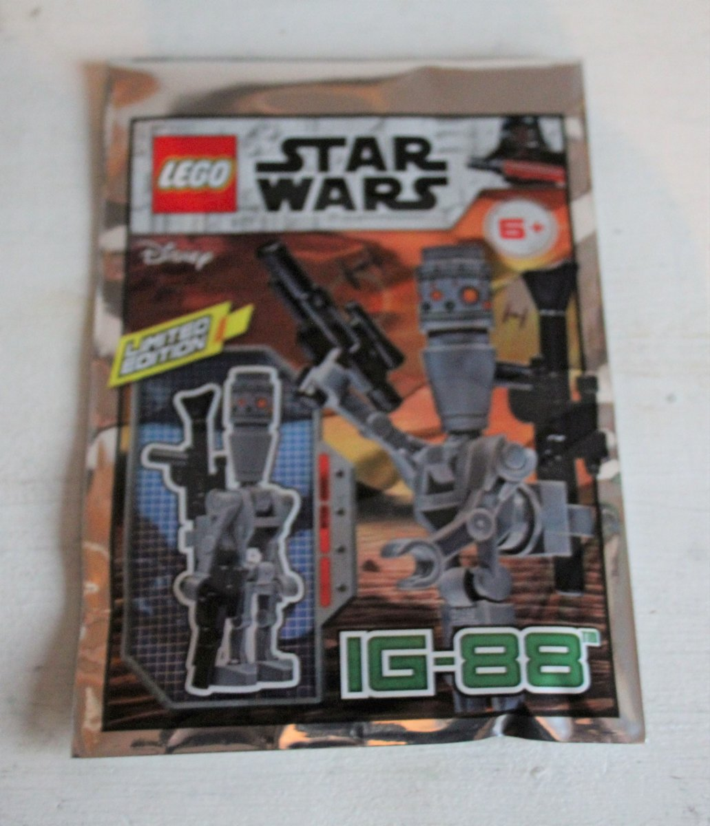 Lego Star Wars IG-88 (polybag)