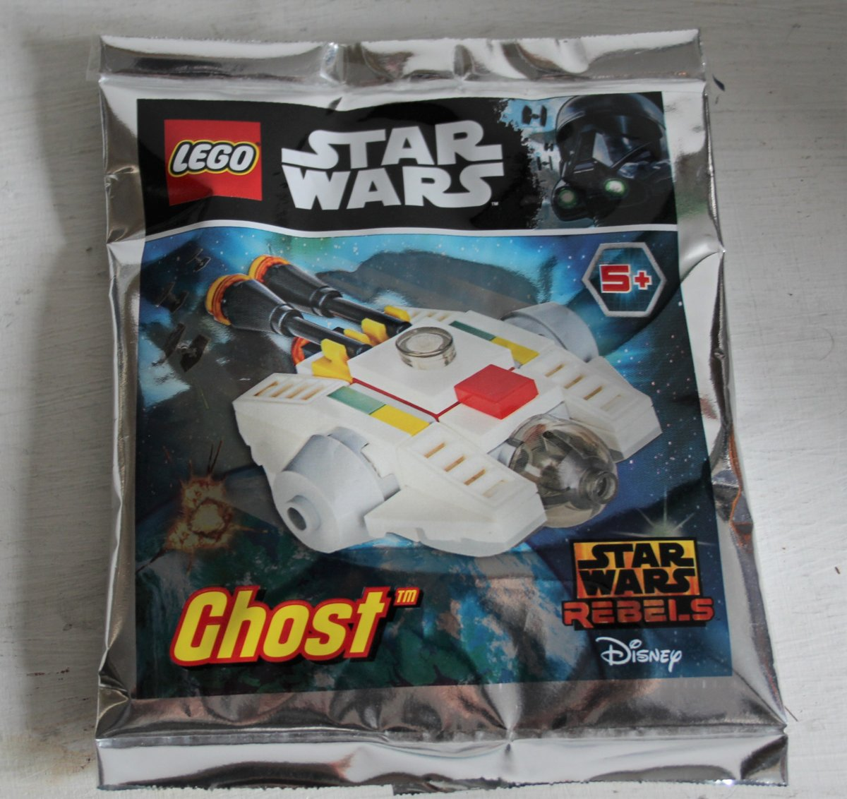 Lego Star Wars Rebels - Ghost ship (polybag)