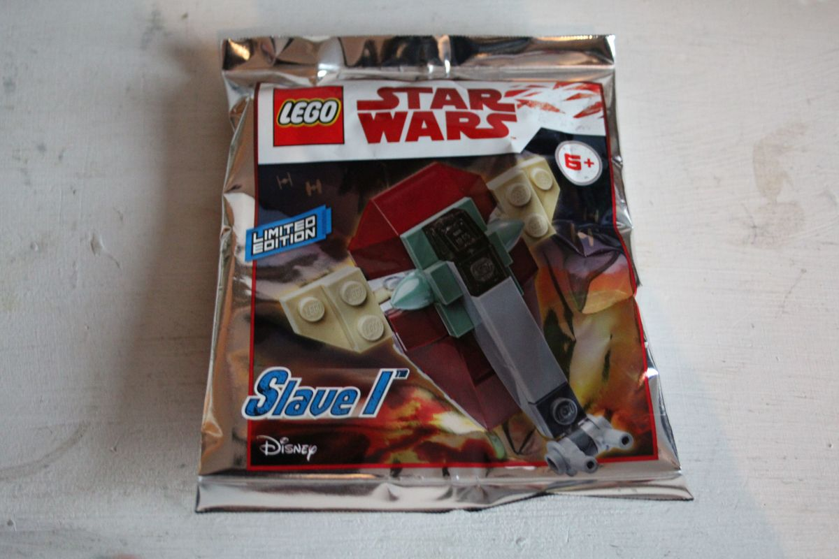 Lego Star Wars Slave 1 (polybag)