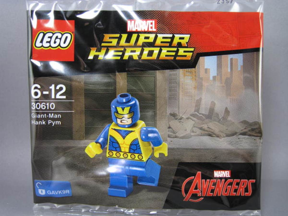 Lego Super Heroes Giant -Man Hank Pym