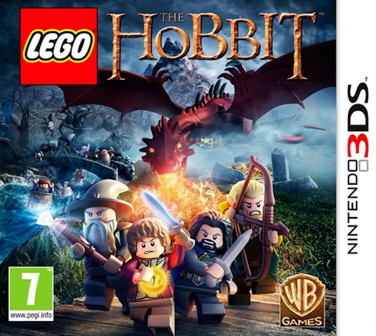 Lego The Hobbit (ENG/Nordic) /3DS