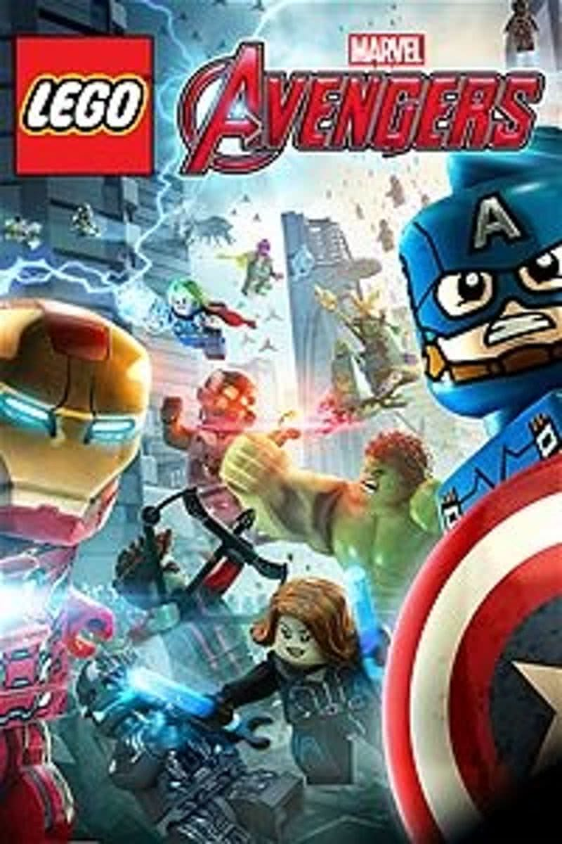 Microsoft LEGO Marvels Avengers Basis Xbox One video-game