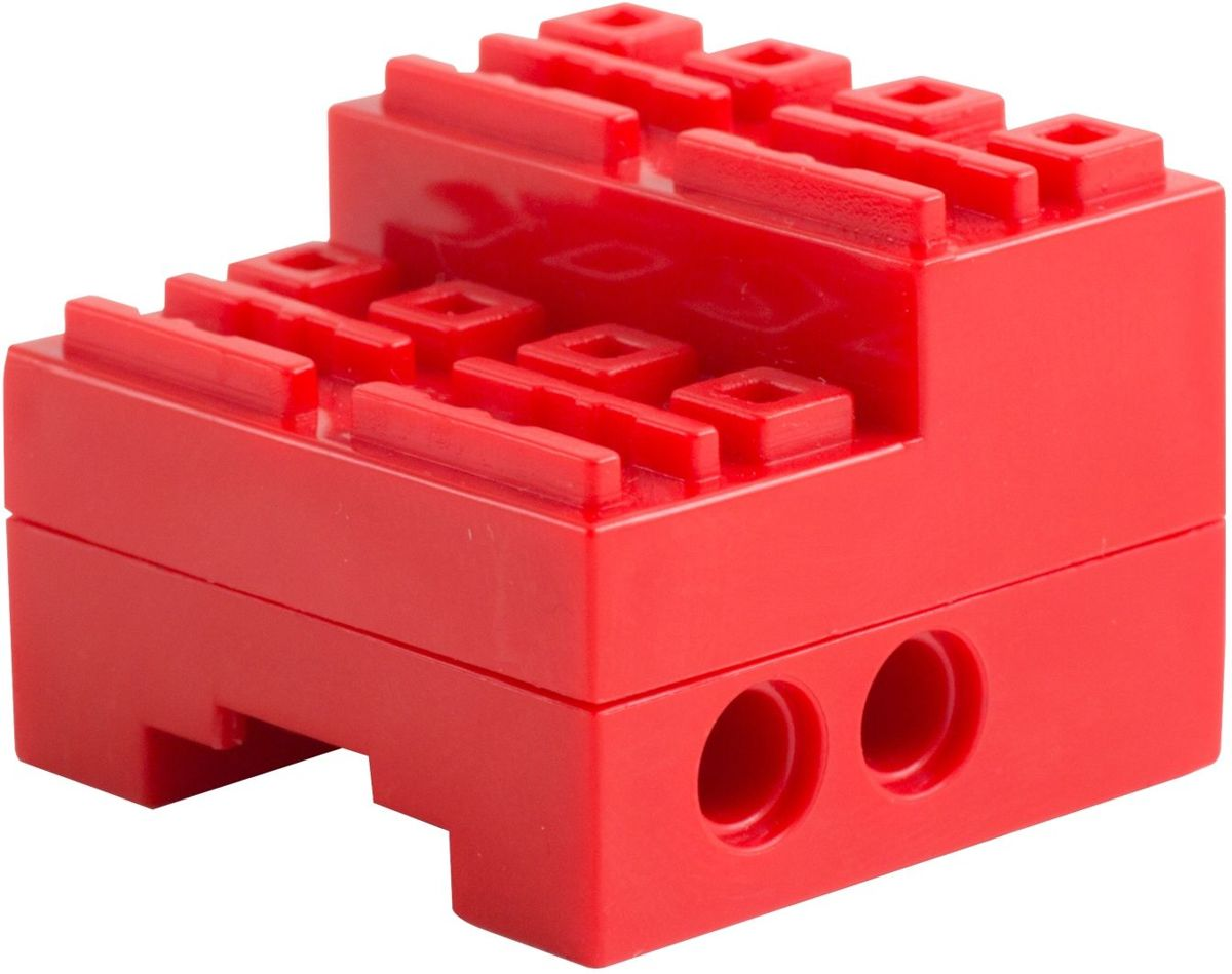 Sbrick Lego Power Functions Shell red