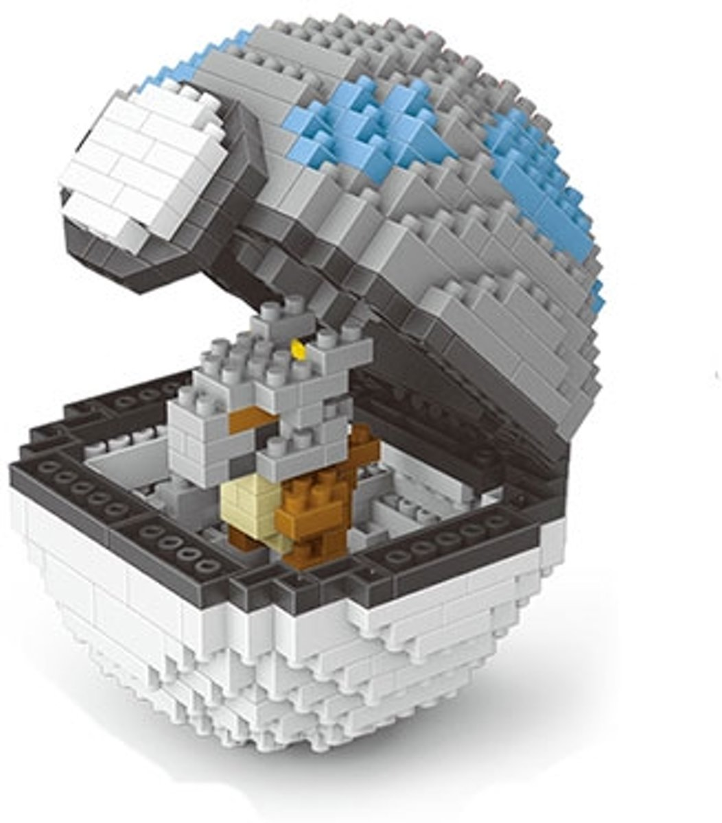 Nanoblocks Pokeball met Cubone