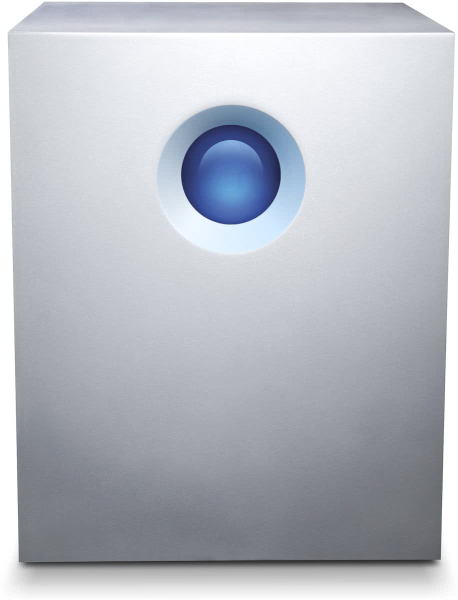 LaCie 5Big Thunderbolt 2 - Externe harde schijf - 40TB