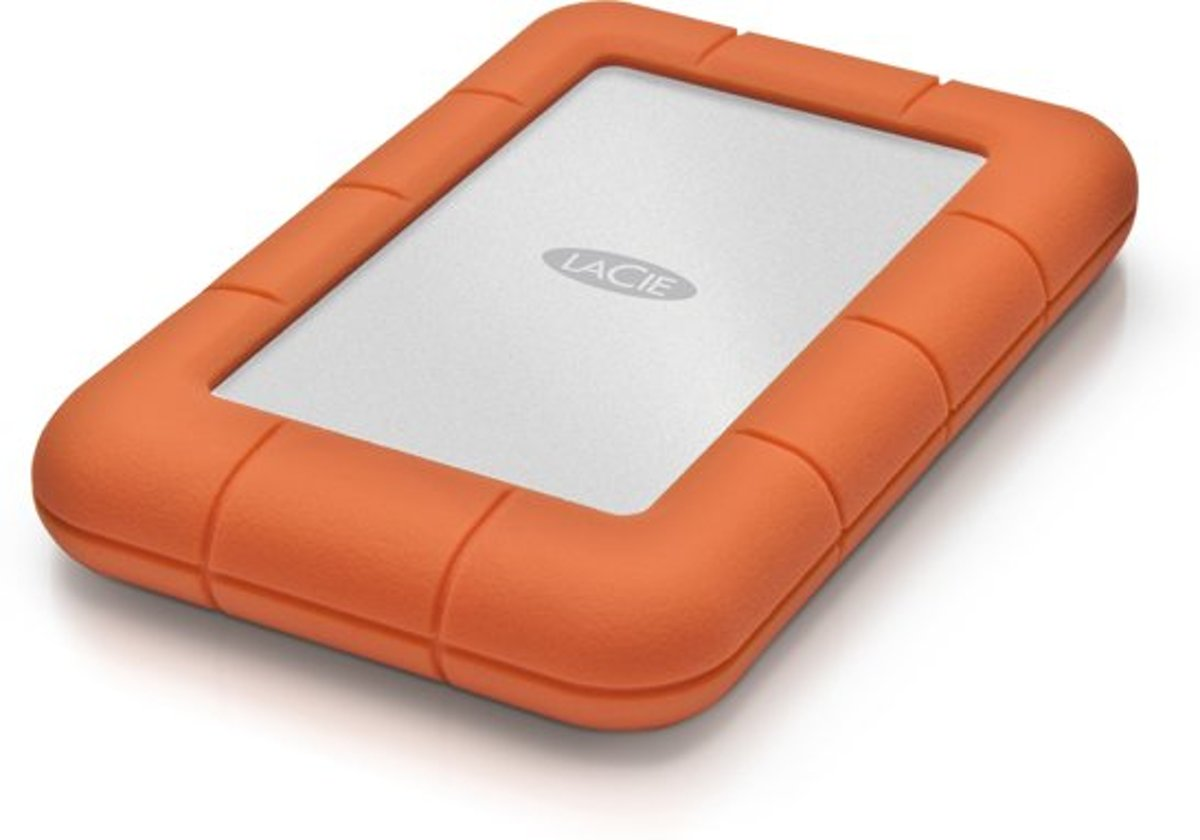 Rugged Mini USB 3.0 5TB