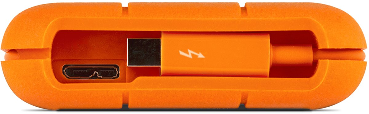 Rugged Thunderbolt - Externe SSD - 1 TB