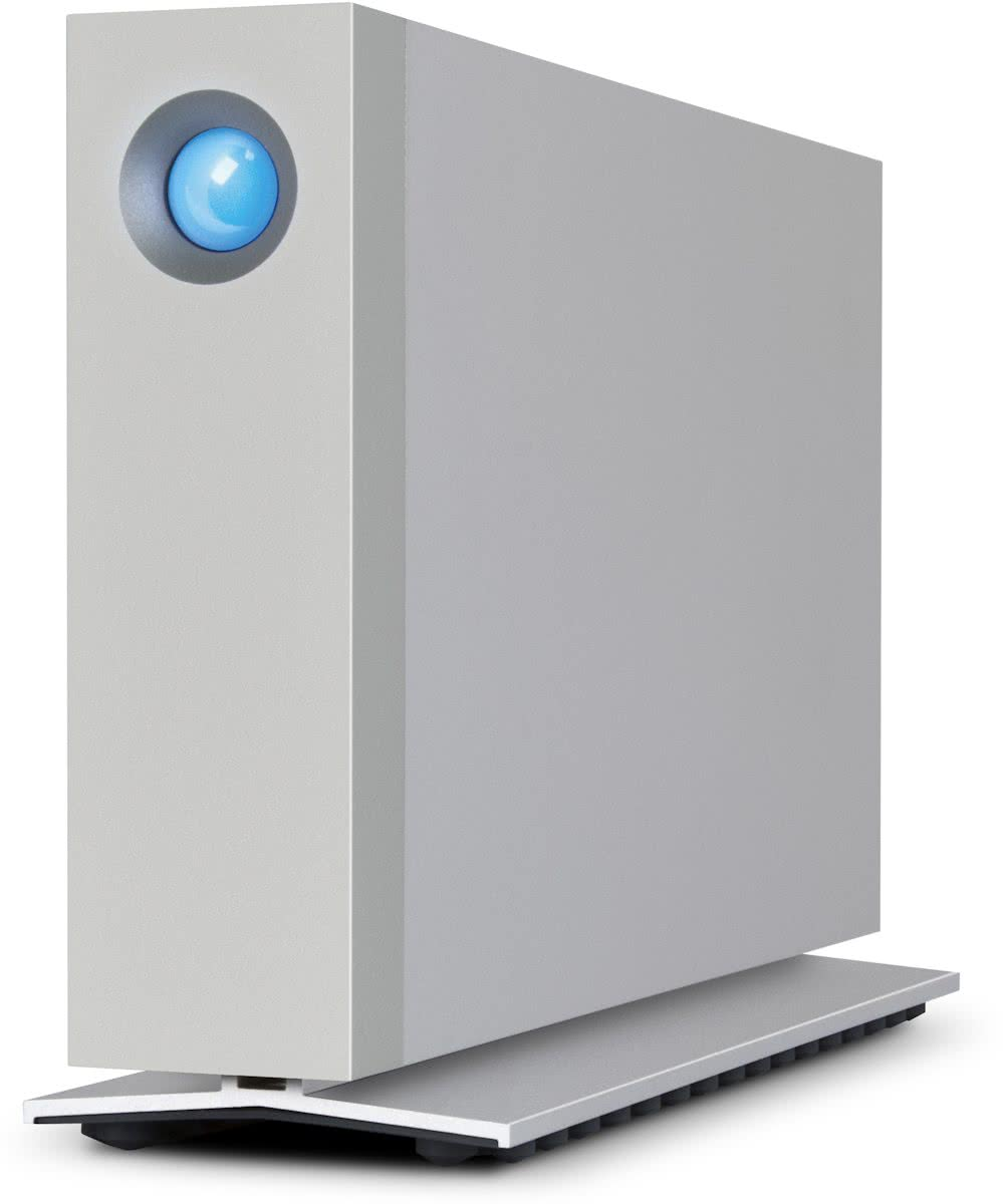 LaCie d2 Thunderbolt 3 - Externe harde schijf - 6 TB