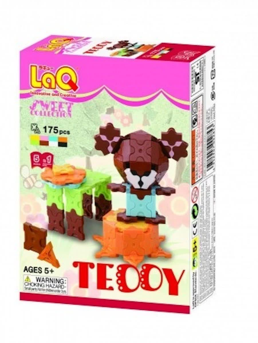Sweet Collection LaQ - Teddy