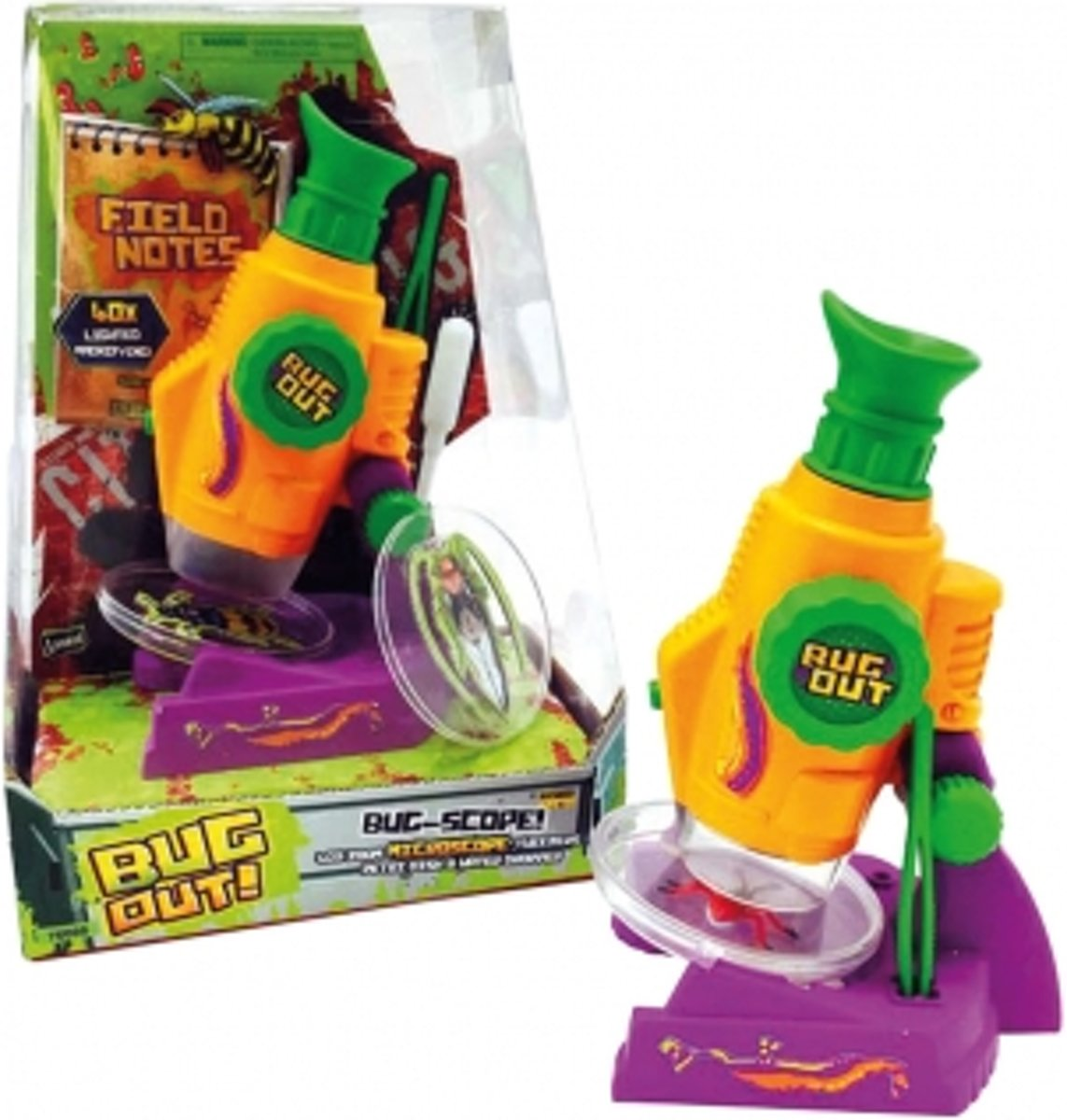 Bug Out - Insecten Microscoop