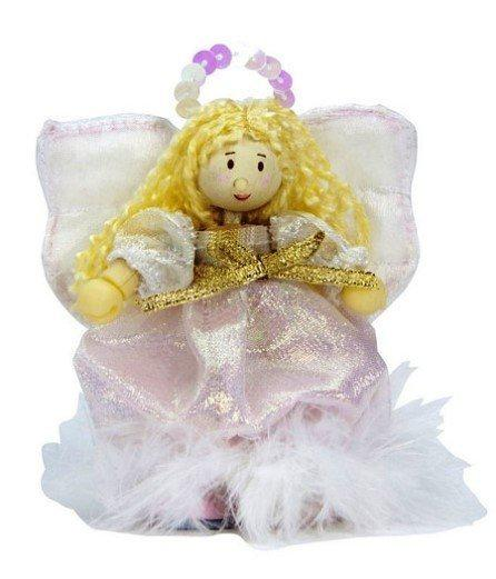 Le Toy Van Budkins Sky the Angel Fairy