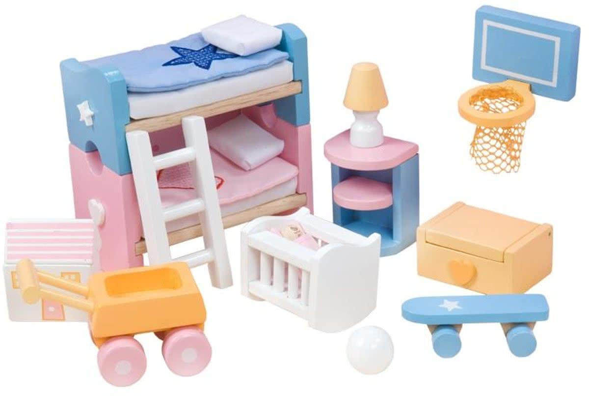 Le Toy Van Sugar Plum kinderkamer