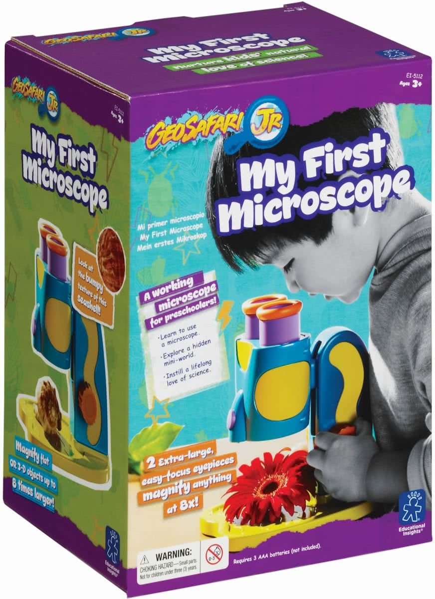 GeoSafari Junior Mijn eerste Microscoop Learning Resources