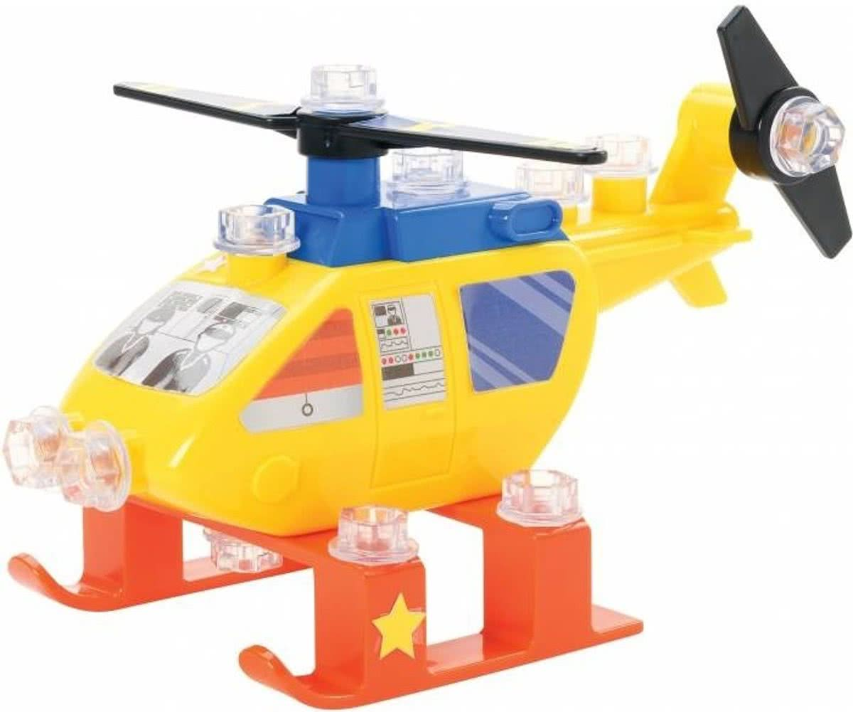 Design & Drill Helikopter bouwset Learning Resources
