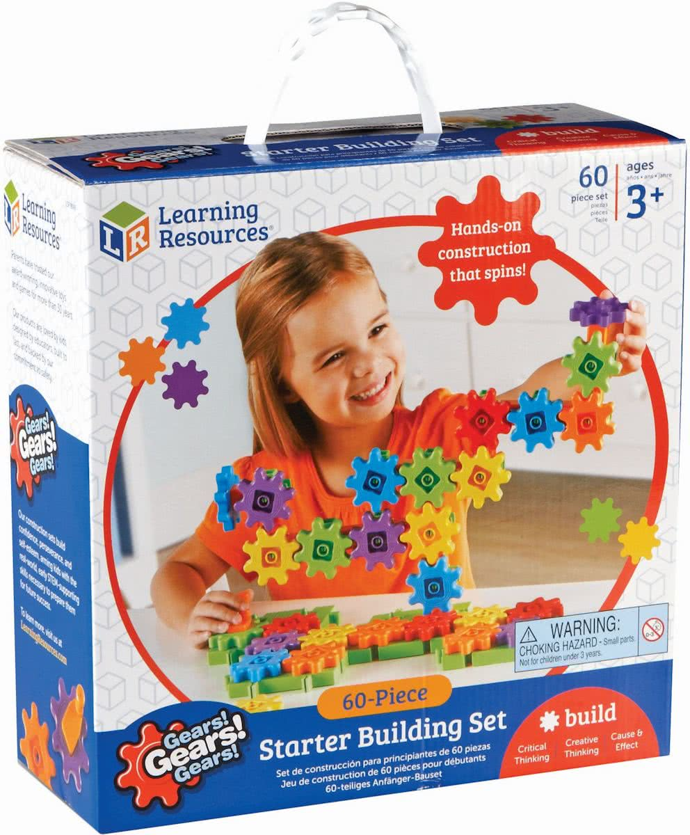 Gears Starters Bouw Set Learning Resources