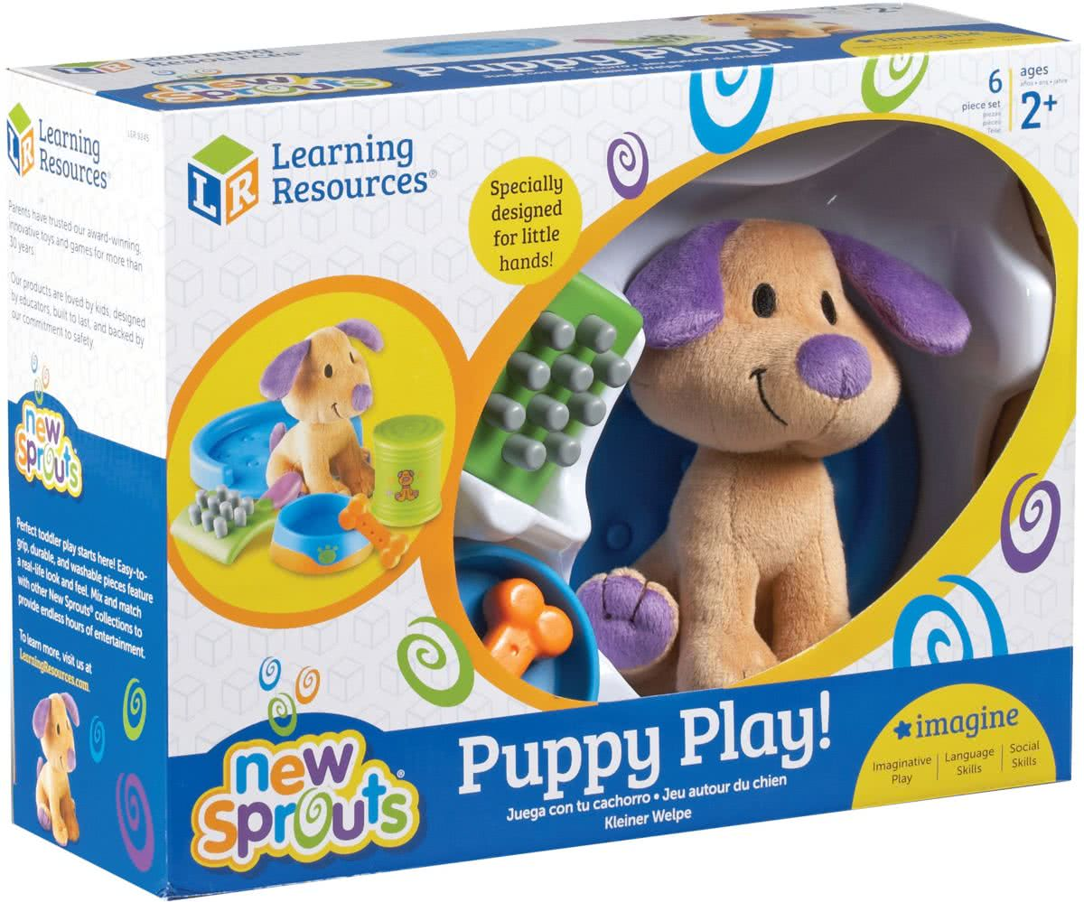 New Sprouts verzorgingsset Hond Learning Resources