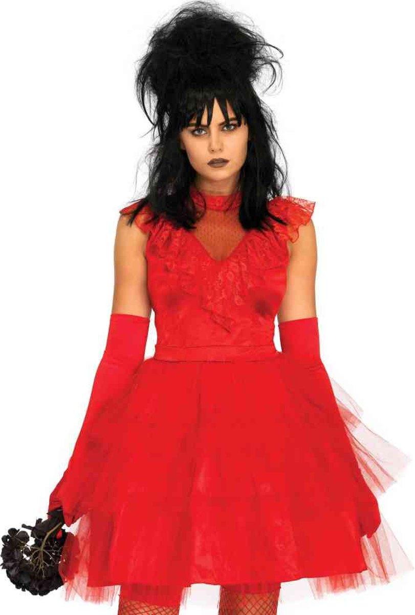 873e2411052866 Beetle Bride dames kostuum ...