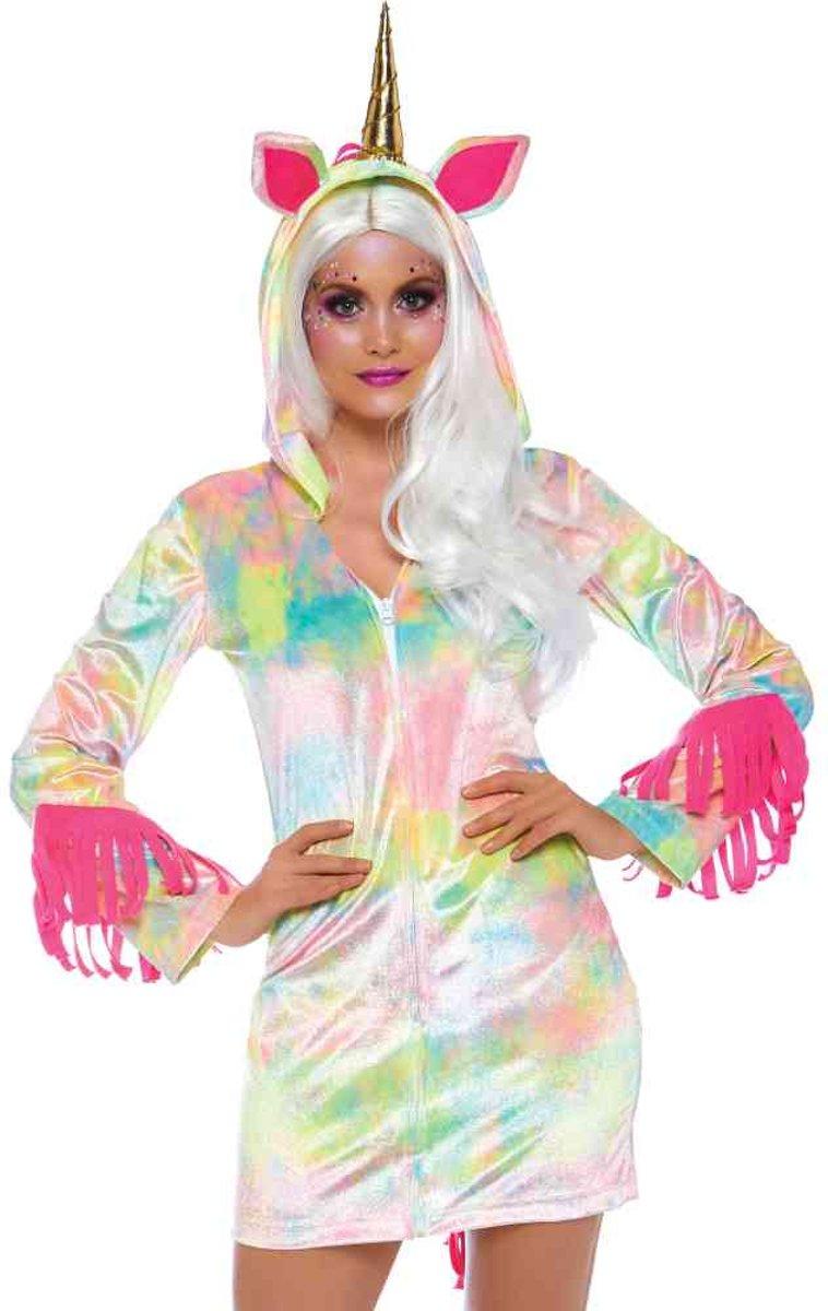 8641425063b6e9 Enchanted Velvet Unicorn dames kostuum jurk ...