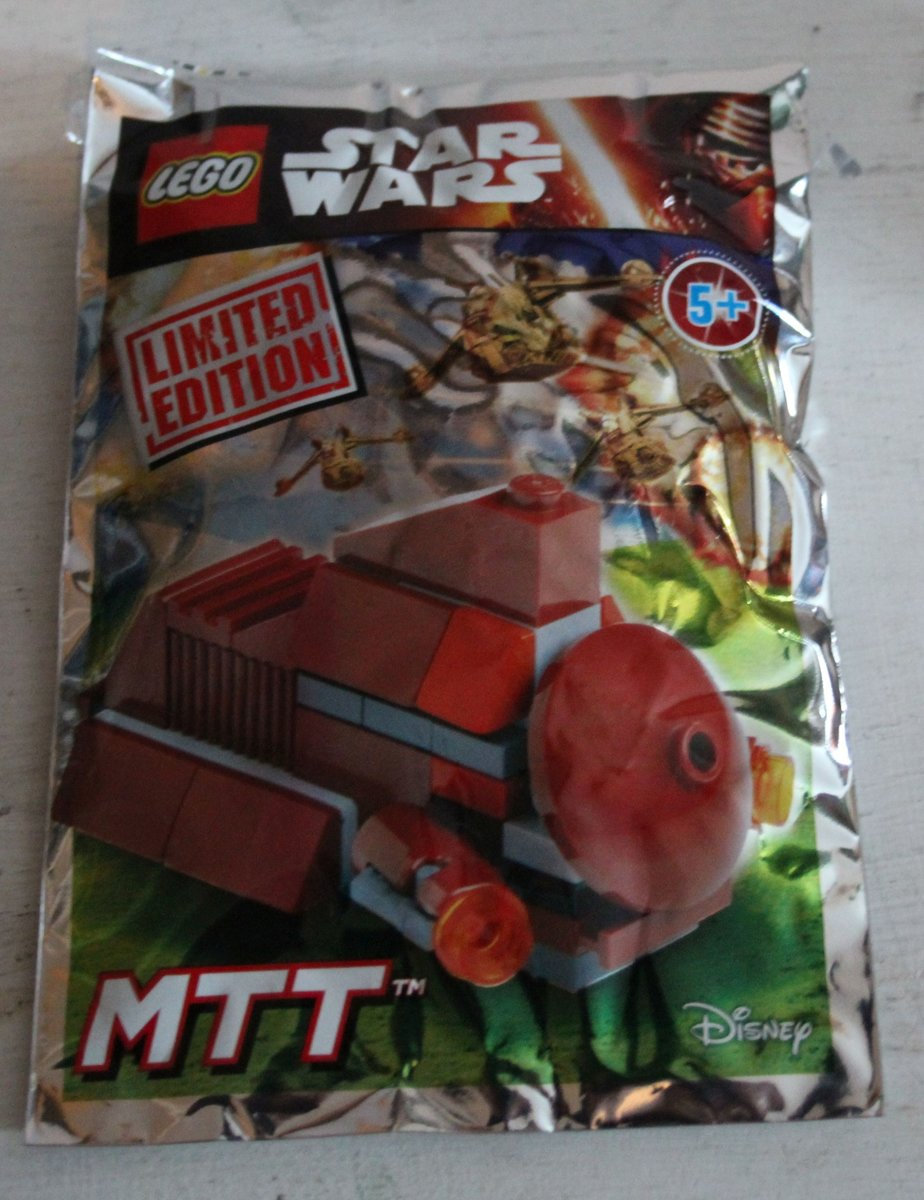 Lego Star Wars - MTT (polybag)