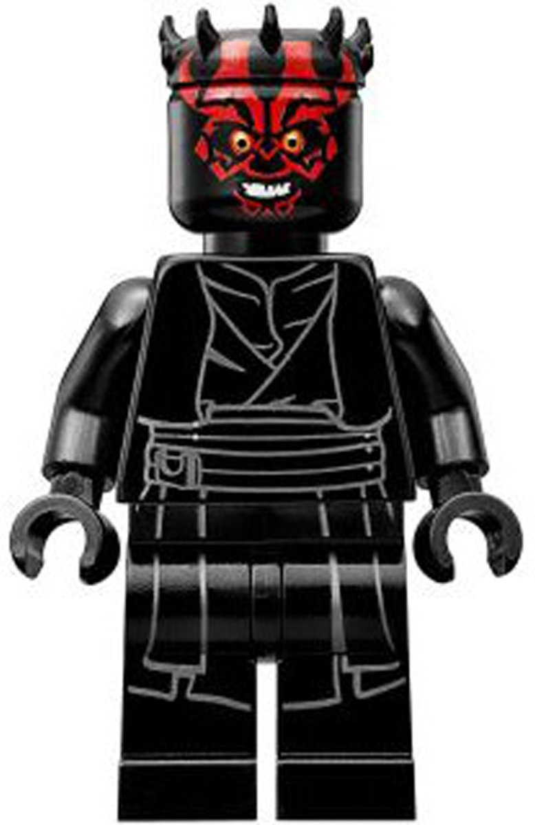 Darth Maul Minifiguur - Lego Star Wars - sw0808
