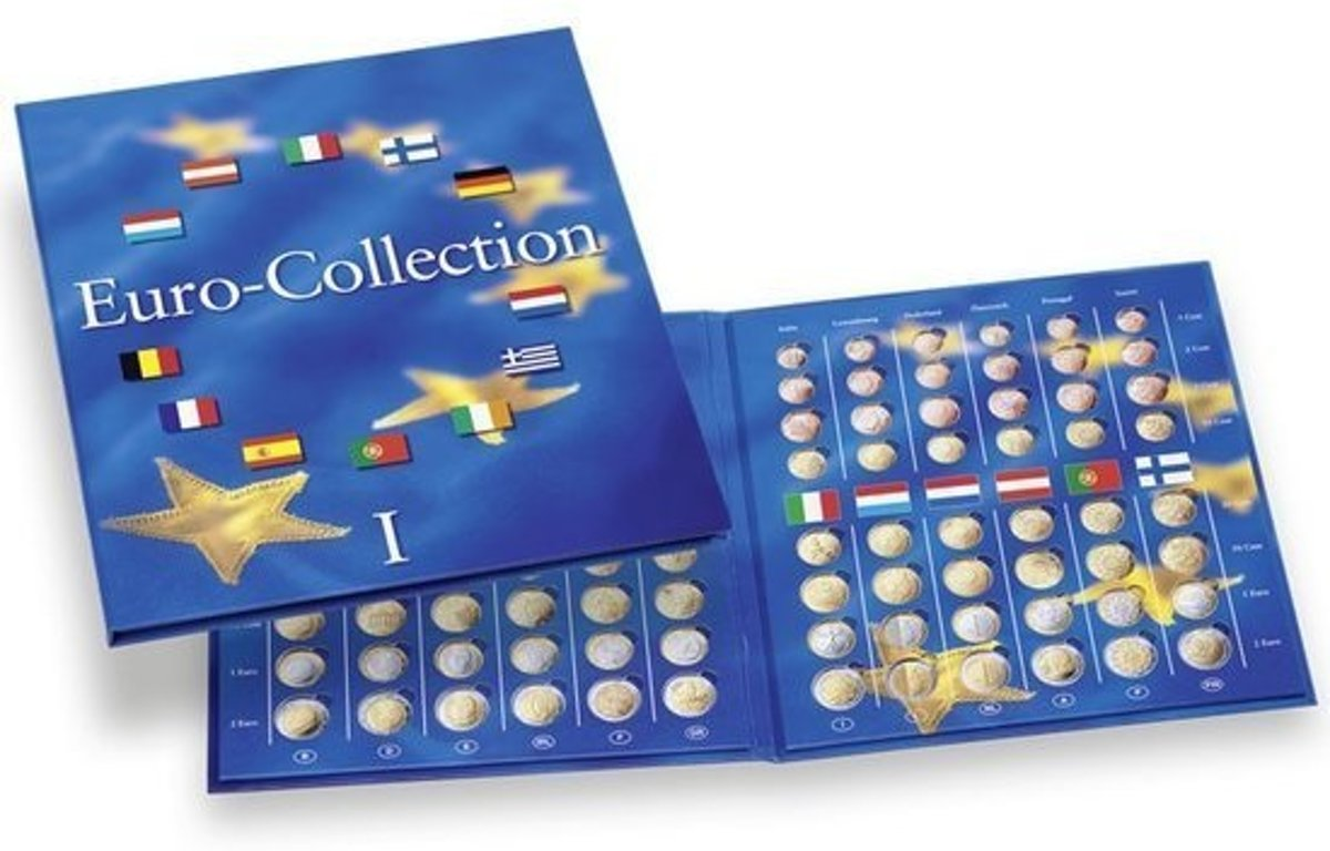 Presso album Euro-Collection I