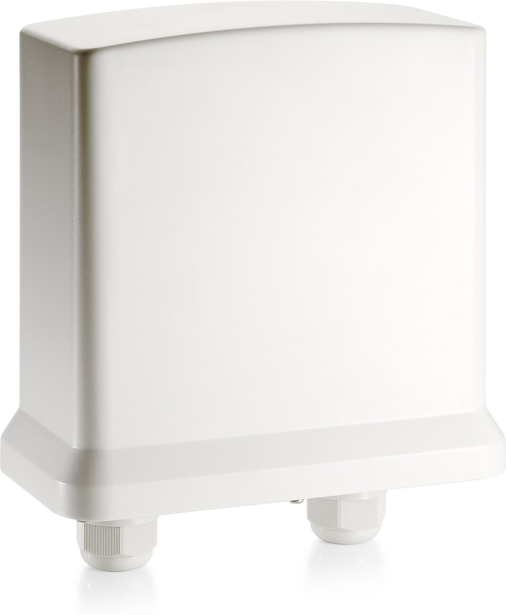 LevelOne POT-1110 Network repeater Wit