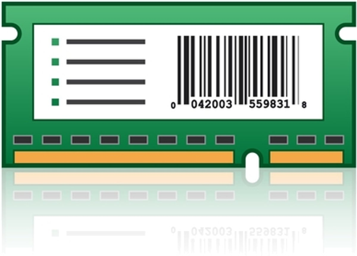 MS810de Forms & Barcode card