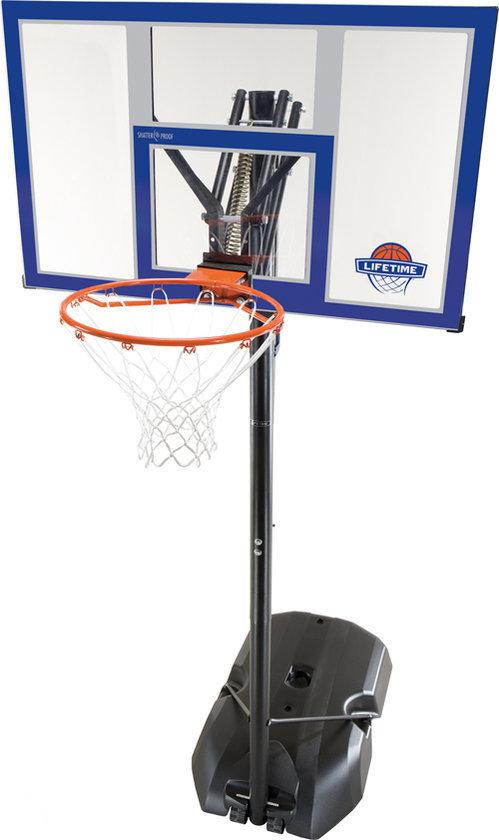 Power dunk Basketbal Systeem