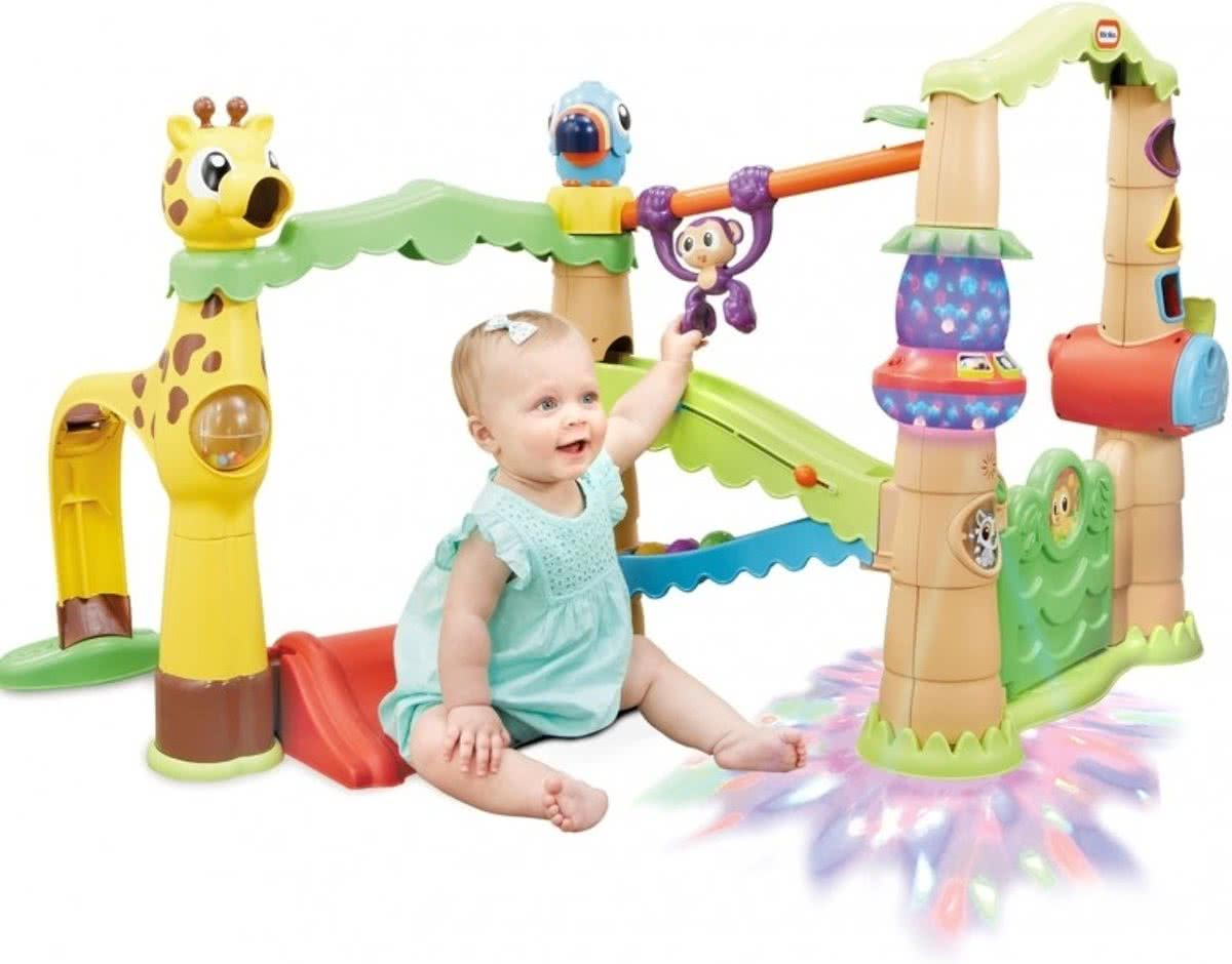 Little Tikes Light n Go Activity Garden Treehouse French/English