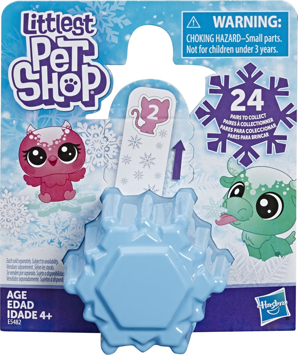 Littlest Pet Shop Frosted Wonderland Verassingspakje